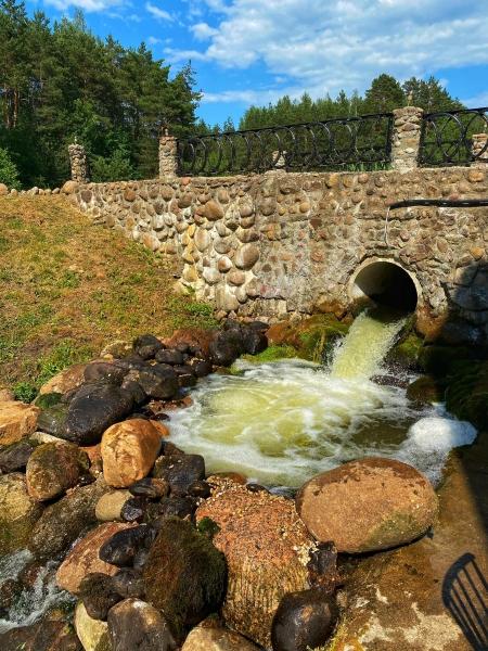 senasis malunas gamta pirtis kubilas nuoma poilsis prie ezero vestuves vila santa barbara