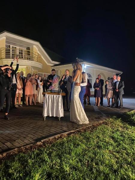 kupolas vestuviu ceremonijai moletu rajone vila santa barbara nuoma poilsis kaimo turizmo sodyba vestuves