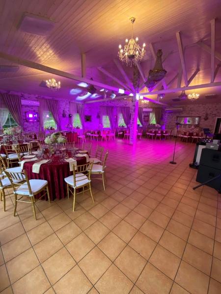 Vestuviu sale Jusu sventei pagal pasirinkta spalva, atspalvi ir dekora